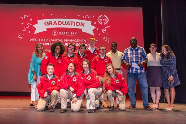 Graduation 2017 - City Year Boston