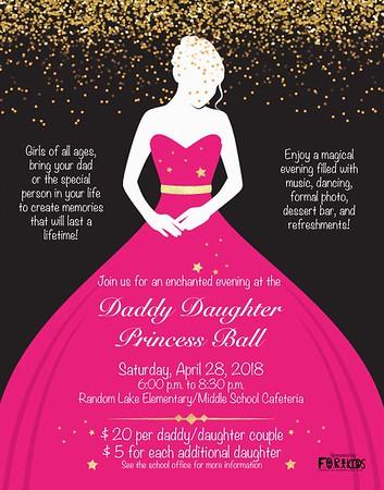 Daddy Daughter Princess Ball