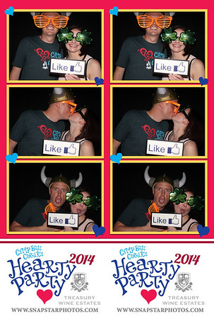 2014-04-03 Camp Bon Couer's Hearty Party