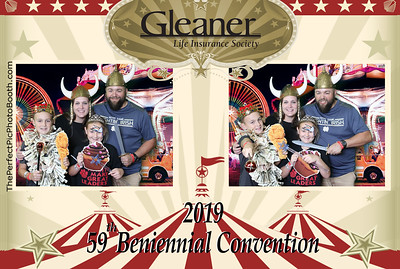 Gleaner 59th Biennial Convention