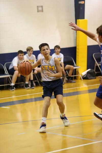 STM Basketball 2019-20