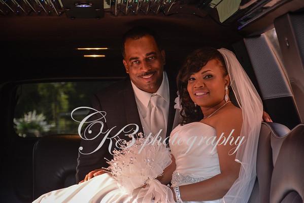 Melvin & Veronica Dunn Wedding