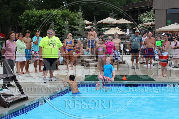 June 25 - Pool Games