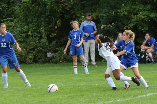 Girls' JV Soccer vs. Brewster | October 3