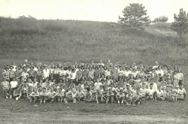Camp Photos 1951