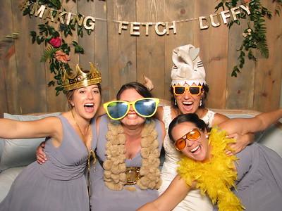 Fetch & Duffy Wedding