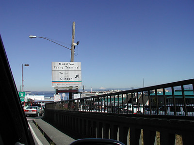 Around Seattle