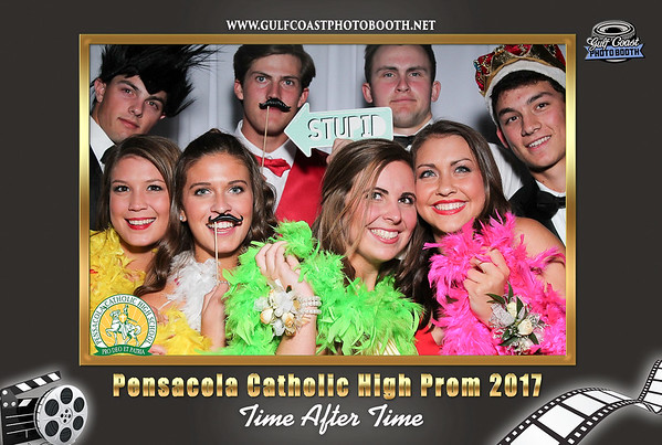 Catholic High School Prom 2017 Photo Booth Prints