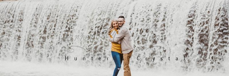 Hunter & Crystal