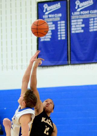 Lancaster Mennonite HS Boy's Basketball v. L-S 1.24.14
