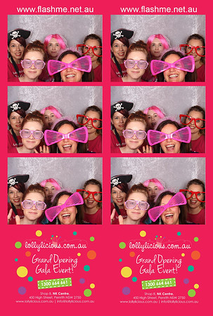 Lollylicious Grand Opening Gala Event - 7 May 2014