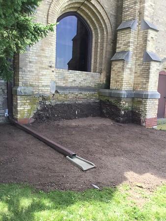 Planter Removal @ Greenleaf