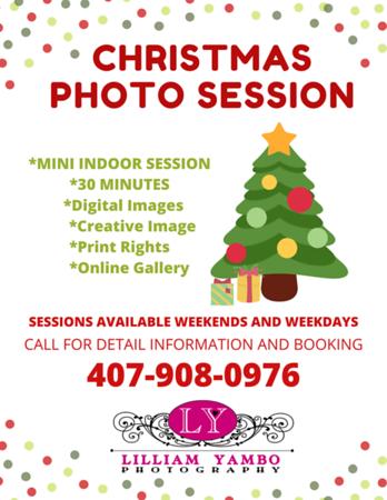 Christmas Session 2020
