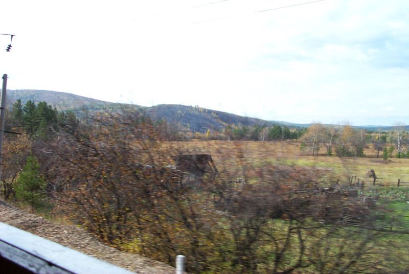 On and From The Train - Sept 21