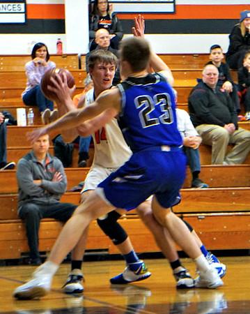 Evansville @ Dodgeville Boys Basketball 1-18-20