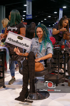 Bronner Brothers 2018 Mid-Winter HairShow