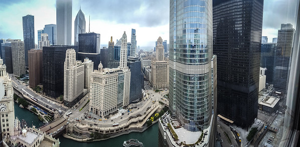 9 - Downtown Chicago