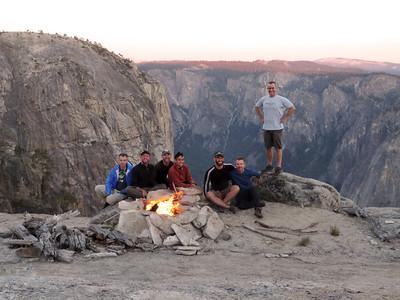 Ribbon Falls/El Capitan, Yosemite: Jun 28-30, 2013