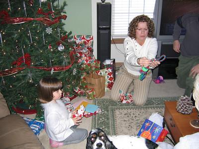 Christmas at Mom & Dad's 2004