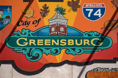 Greensburg, Indiana