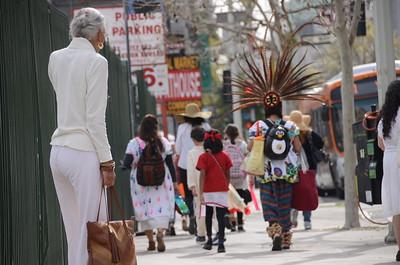 DIVEST LA #NoDAPL #NoKXL March