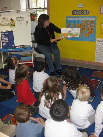 Kindergarten Circles Holiday Celebrations