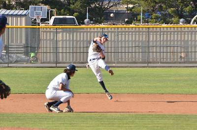 Baseball JV vs. Santiago