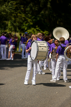 Sumner Summer Marching Band