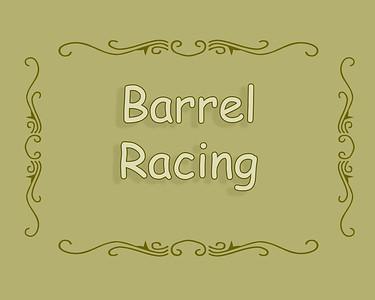 Jenner Rodeo 2018 Barrel Racing