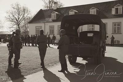 Serpia; Reportage; Nyvang; Holbæk; 9 april 1940;