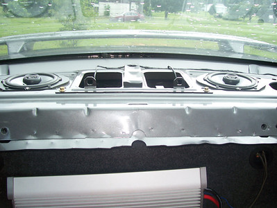 Mustang Speaker Installations