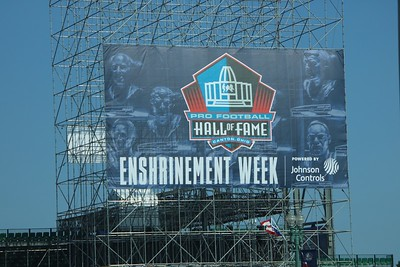 NFL Hall of Fame Event