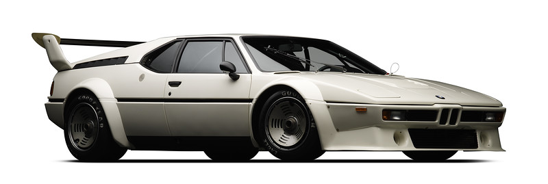 BMW M1 Procar 1979. The world's only new Procar