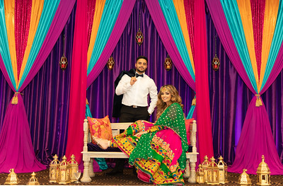 Juliet and Samir Henna Night