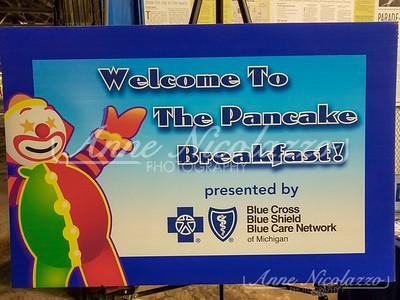 2018 The Parade Company VIP Pancake Breakfast
