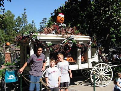 2002/10 - Disneyland, Anaheim
