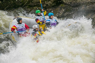 Rafting in Strandaelve 25.06