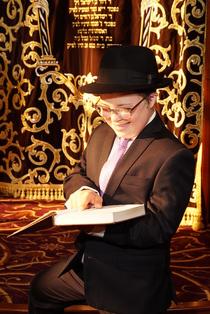 Yakov Langsner's Bar Mitzvah-July 15, 2019
