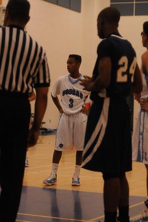 Cactus Boys Var Basketball Game - 12/16/10