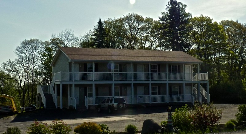 It was time to say goodbye to the Airport Inn.