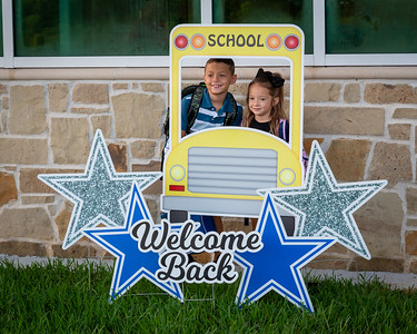 First Day - Welcome Back