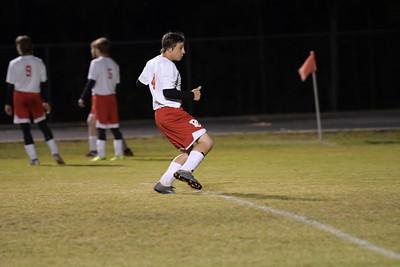 19-11-12 Boys Soccer V. SFCA
