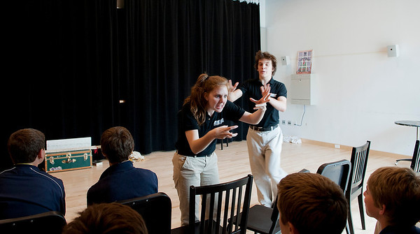 Grade 8 Shakespeare Event