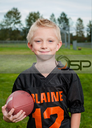 2014 Blaine Flag Football - Bense