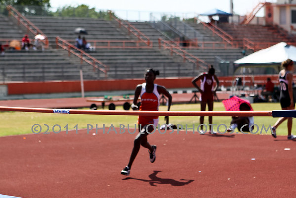 Boone Track Districts 2011