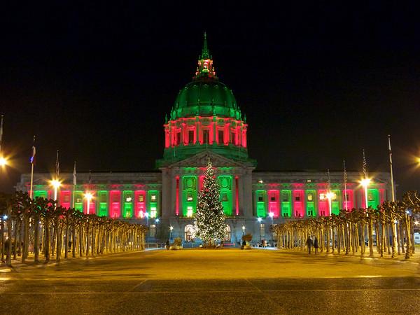 San Francisco at Night - 12-30-11