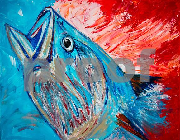 Going Local Michelle Art work