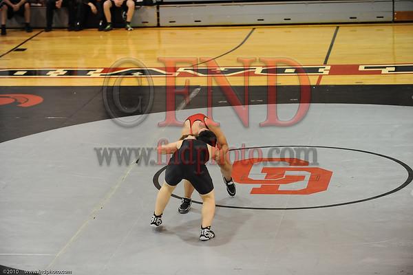 central davidson vs north davidson wrestling