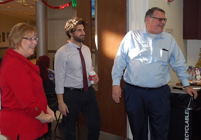 Prairie State Support Staff Holiday Party 12/19/17