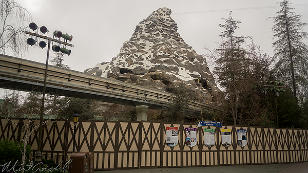 Disneyland Resort, Disneyland, Fantasyland, Matterhorn, Refurbishment, Refurbish, Refurb